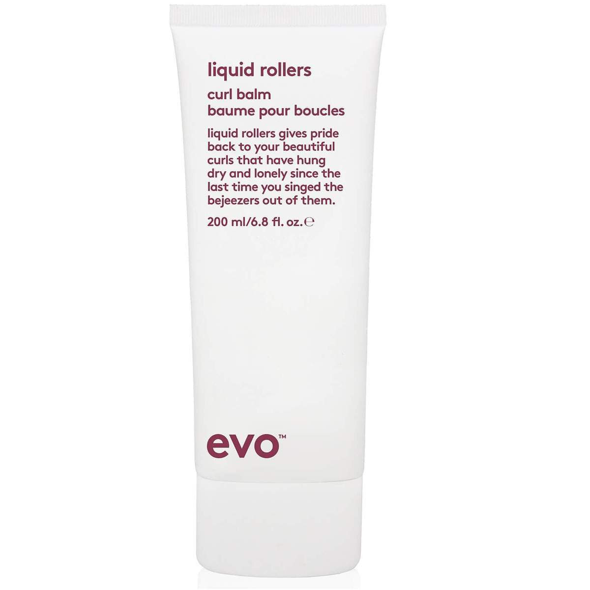 Fiive Beauty Top 5 Hair Styling Products Hair by EVO Liquid Rollers Curl Balm