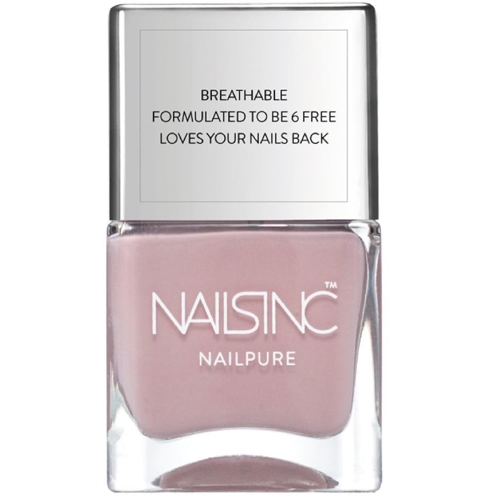 Fiive Beauty Top 5 Nude Nail Polishes Nails Inc - Bond Street Passage