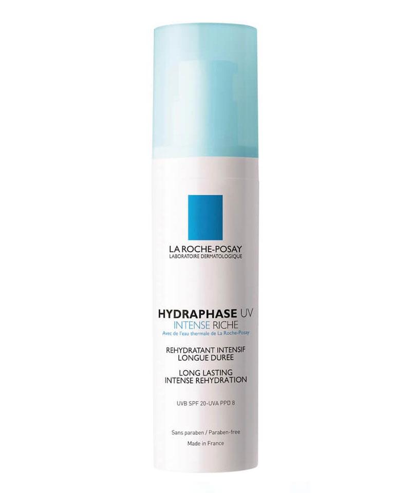 Fiive Beauty Top 5 SPF Face Creams La Roche-Posay Hydraphase UV Intense Riche SPF 20