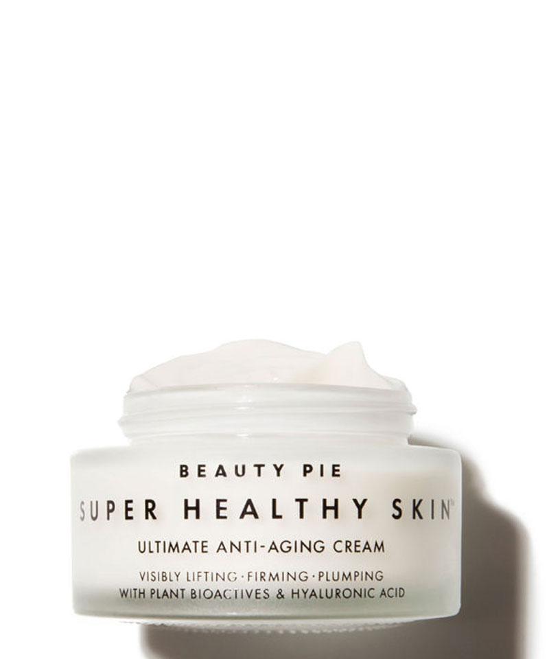 Fiive Beauty Top 5 Light Moisturisers Beauty Pie Super Healthy Skin Ultimate Anti Ageing Cream