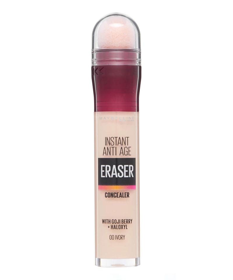 Fiive Beauty Top 5 Concealers Maybelline Instant anti age eraser concealer