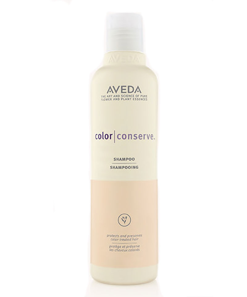 Fiive Beauty Top 5 Shampoo Aveda colour conserve shampoo