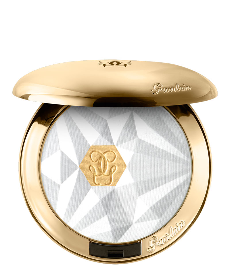 Fiive Beauty Top 5 mattifying powders/compacts Guerlain Parure Gold Setting Powder