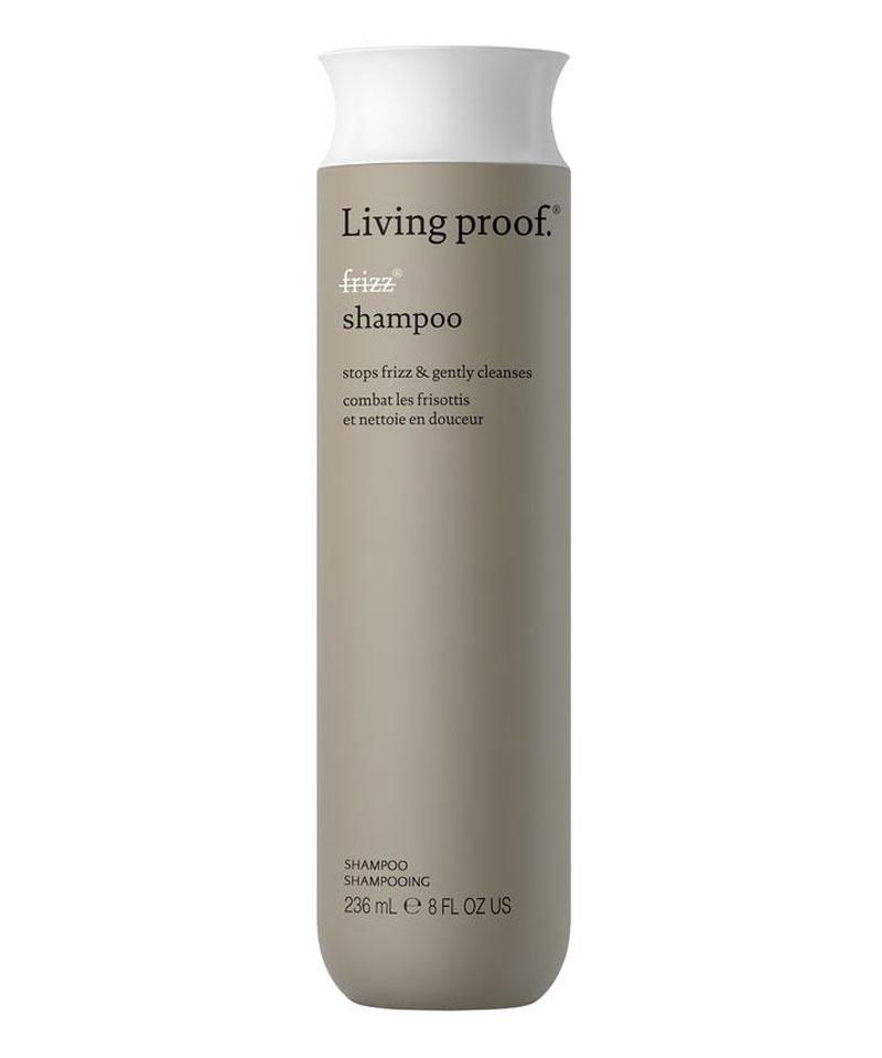 Fiive Beauty Top 5 shampoos Living Proof No Frizz shampoo