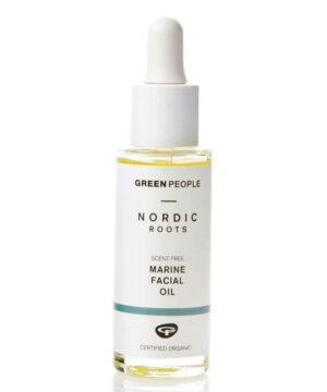 Fiive Beauty Top 5 Facial Oils Nordic roots marine facial oil