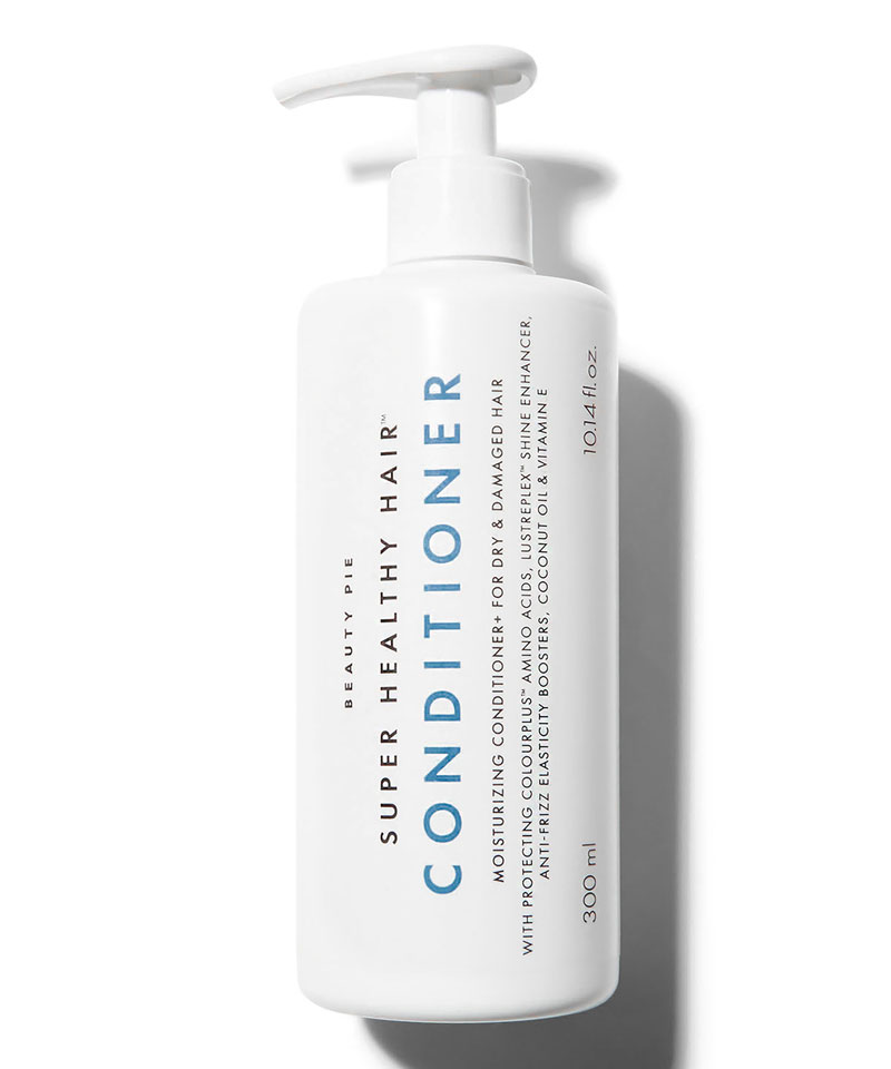 Fiive Beauty Top 5 conditioners Beauty Pie Super Healthy Hair Moisturising conditioner