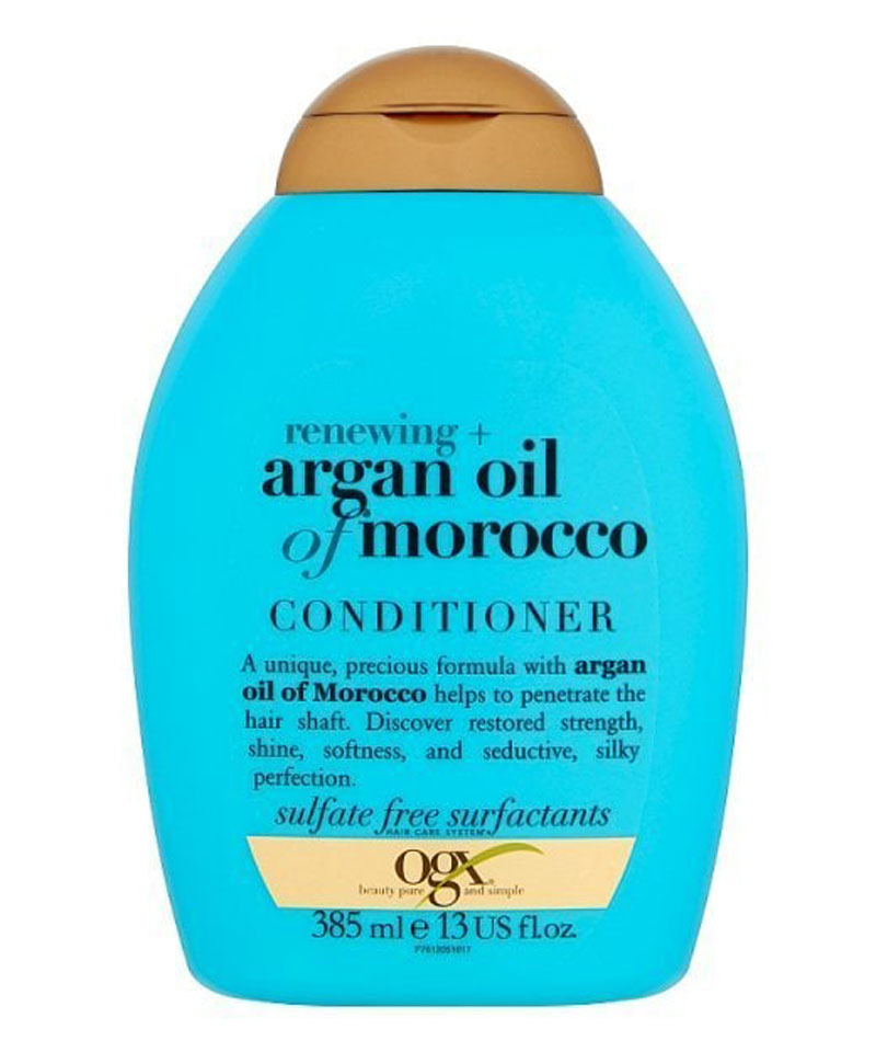 Fiive Beauty Top 5 conditioners Ogx Argan Oil of Morrocco Conditioner