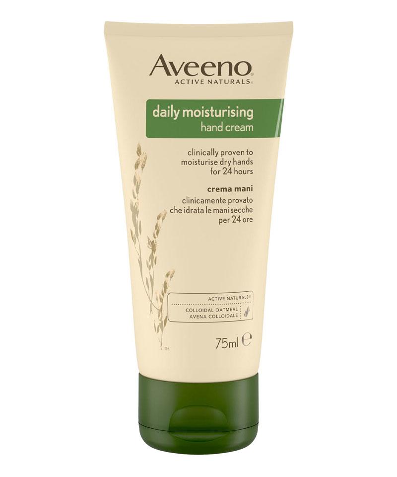 Fiive Beauty Top 5 hand creams Aveeno Daily Moisturising Hand Cream