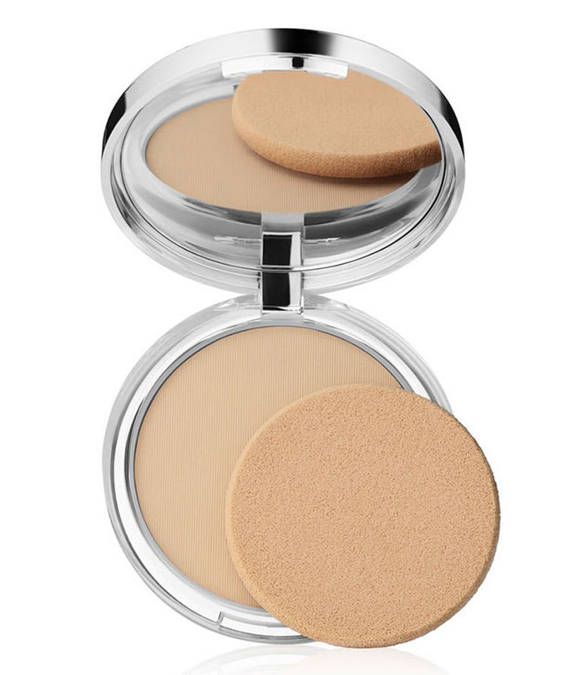Fiive Beauty Top 5 Mattifying Powders/Compacts Clinique Superpowder Double Face Powder