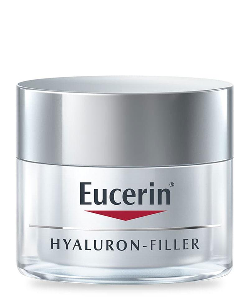 Fiive Beauty Top 5 Night Creams Eucerin Hyaluron Filler