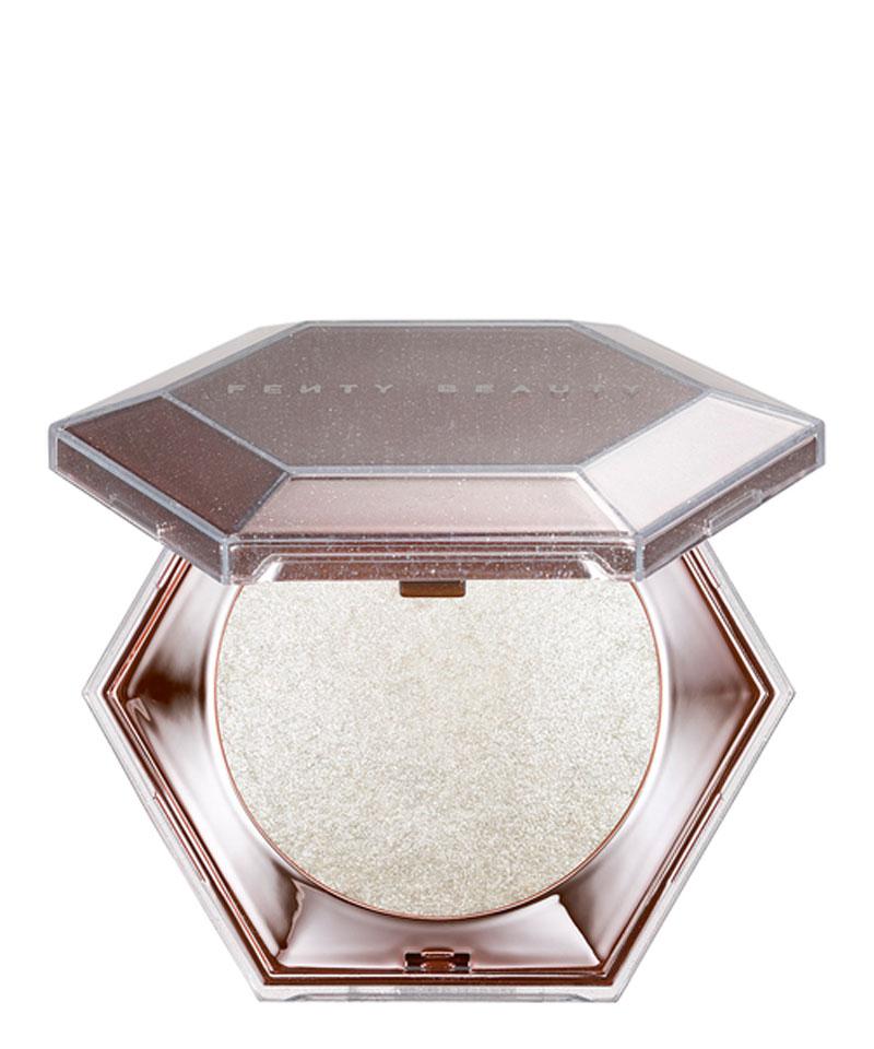 Fiive Beauty Top 5 Highlighters Fenty Diamond Bom All Over Veil