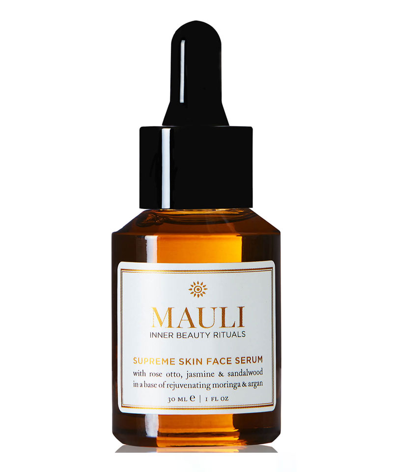 Fiive Beauty Top 5 Facial Oils Mauli Supreme Skin Face Serum