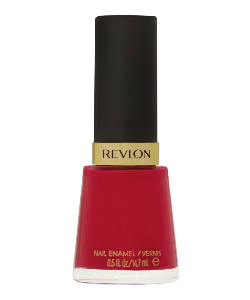 Fiive Beauty Top 5 Red Nail Polishes Revlon Nail Enamel Revlon Red