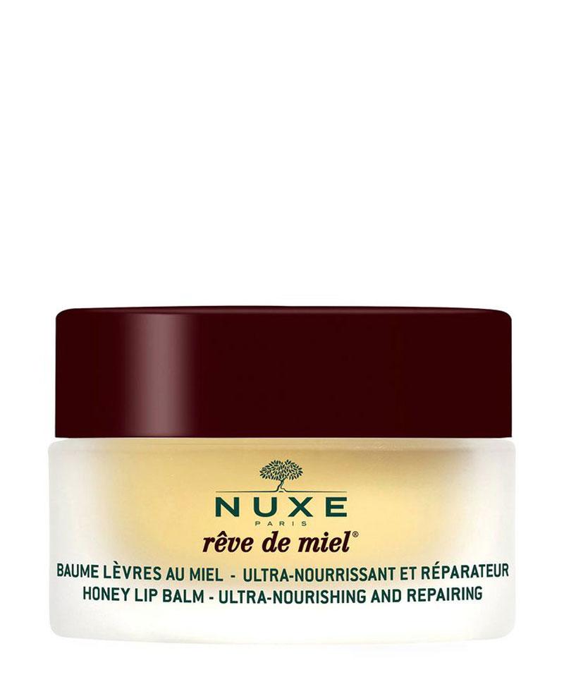 Fiive Beauty Top 5 Lip Balms Nuxe Reve De Miel Honey Lip Balm
