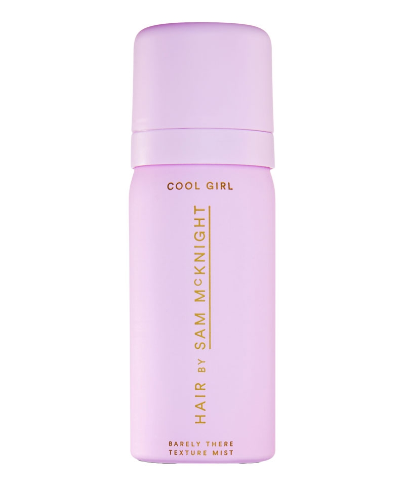 Fiive Beauty Top 5 styling sprays Sam Mcknight Cool Girl Spray