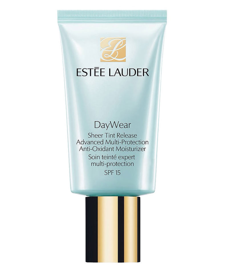 Fiive Beauty Top 5 Tinted Moisturisers Estee Lauder Day Wear Sheer Tint Release