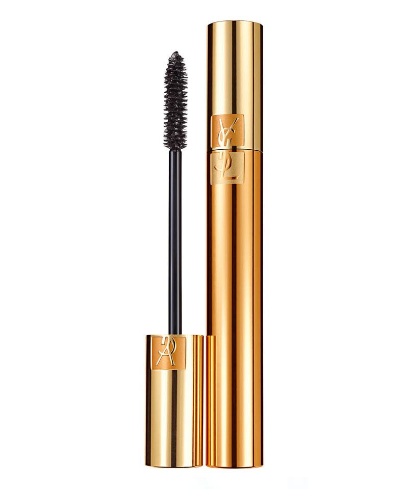 Fiive Beauty Top 5 Lengthening Mascara Yves Saint Laurent Luxurious Mascara for False Lash Effect