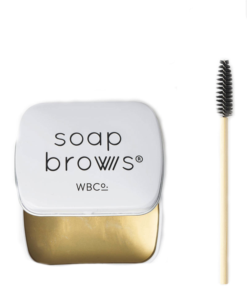 Fiive Beauty Top 5 Brow products West Barn Co Soap Brows