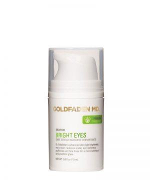 Fiive Beauty Top 5 Eye Creams Goldfaden MD Bright Eyes