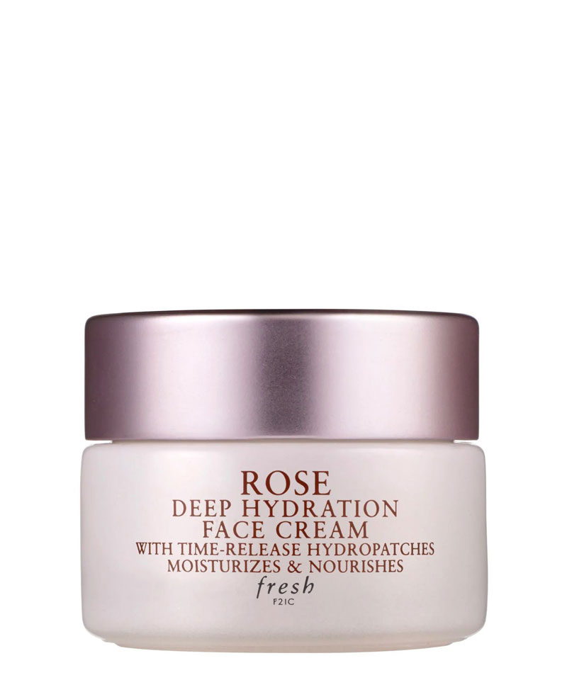 Fiive Beauty Top 5 Light Moisturisers Fresh Rose Deep Hydration Face Cream