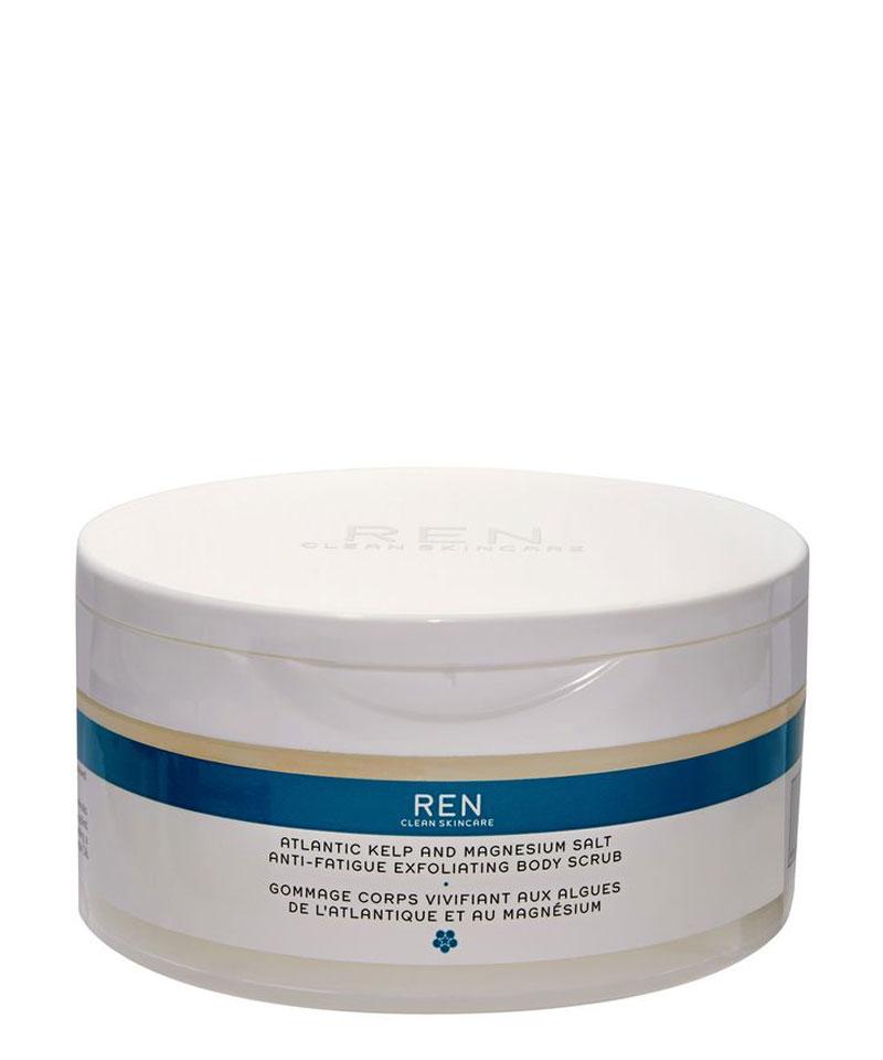 Fiive Beauty Top 5 Body Scrubs Ren Anti Fatigue Exfoliating Body Scrub