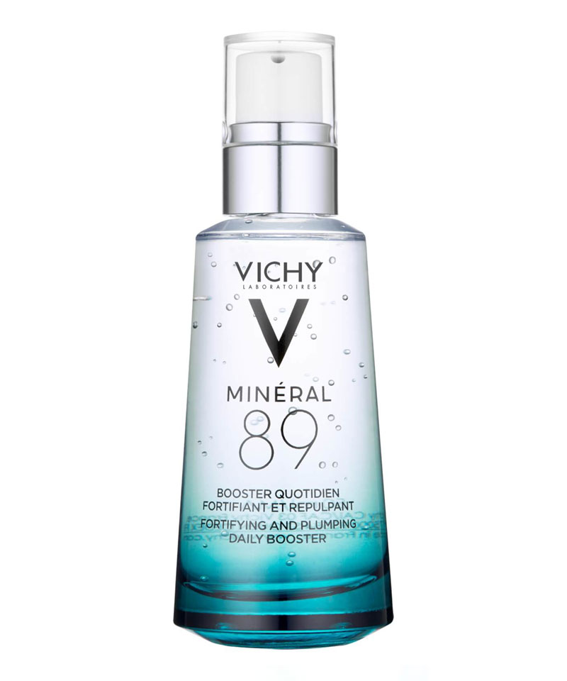 Fiive Beauty Top 5 Serums Vichy Mineral 89