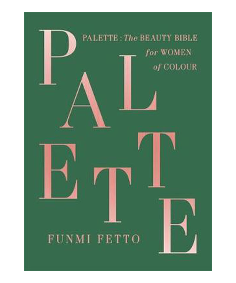 Fiive Beauty Top 5 beauty books Palette by Funmi Fetto