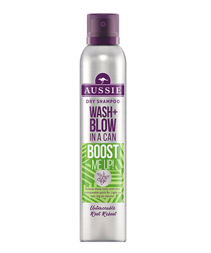 Fiive Beauty Top 5 Dry Shampoos Aussie Miracle Dry Shampoo Aussome Volume