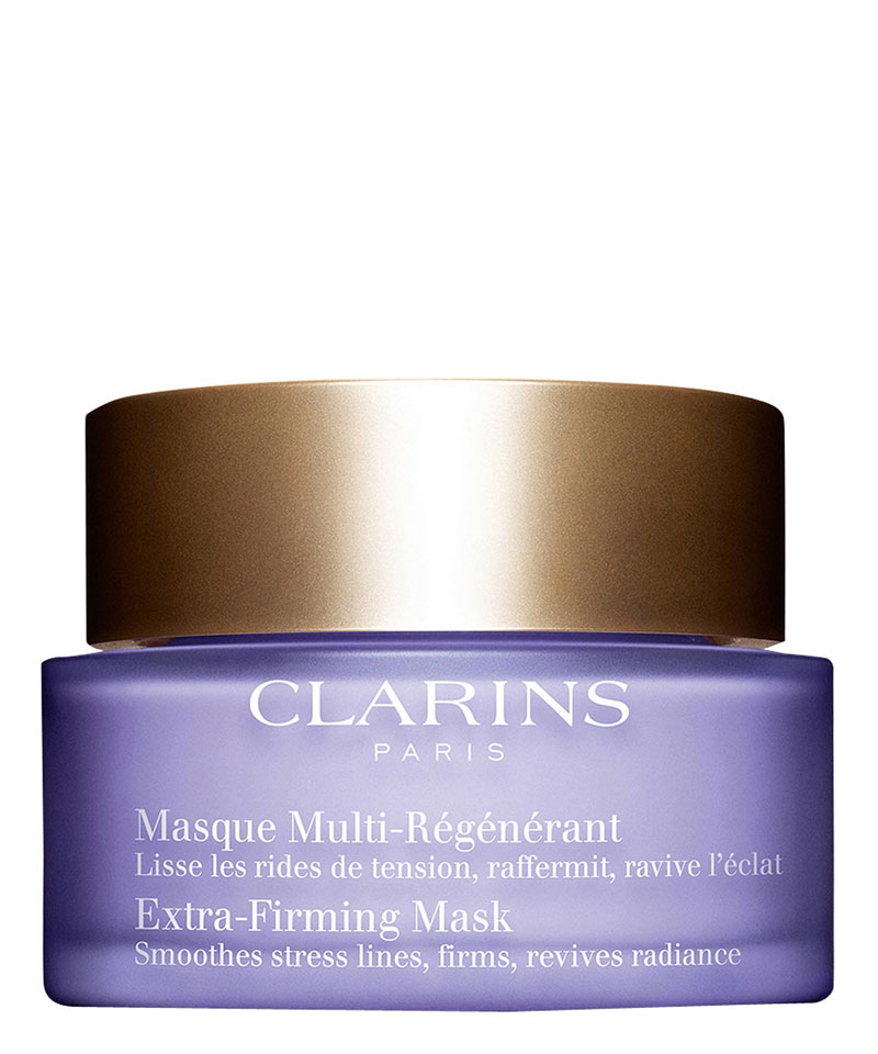 Fiive Beauty Top 5 Face Masks Clarins extra-firming mask