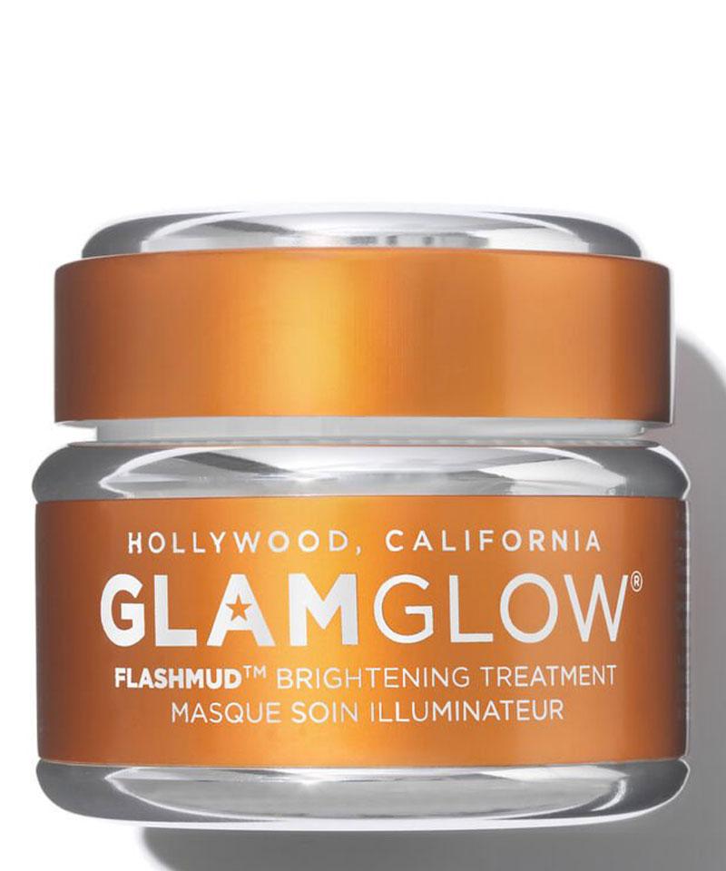 Fiive Beauty Top 5 Face Masks Glamglow Flashmud Brightening Treatment Mask