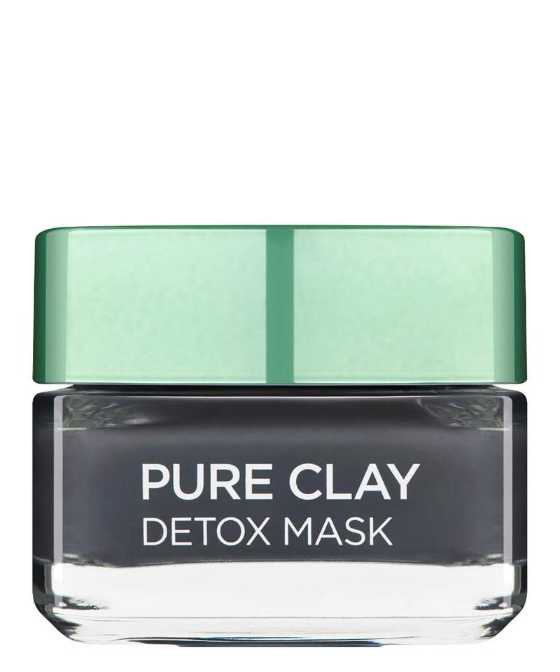 Fiive Beauty Top 5 Face Mask L'Oréal Paris Pure Clay Detox Face Mask