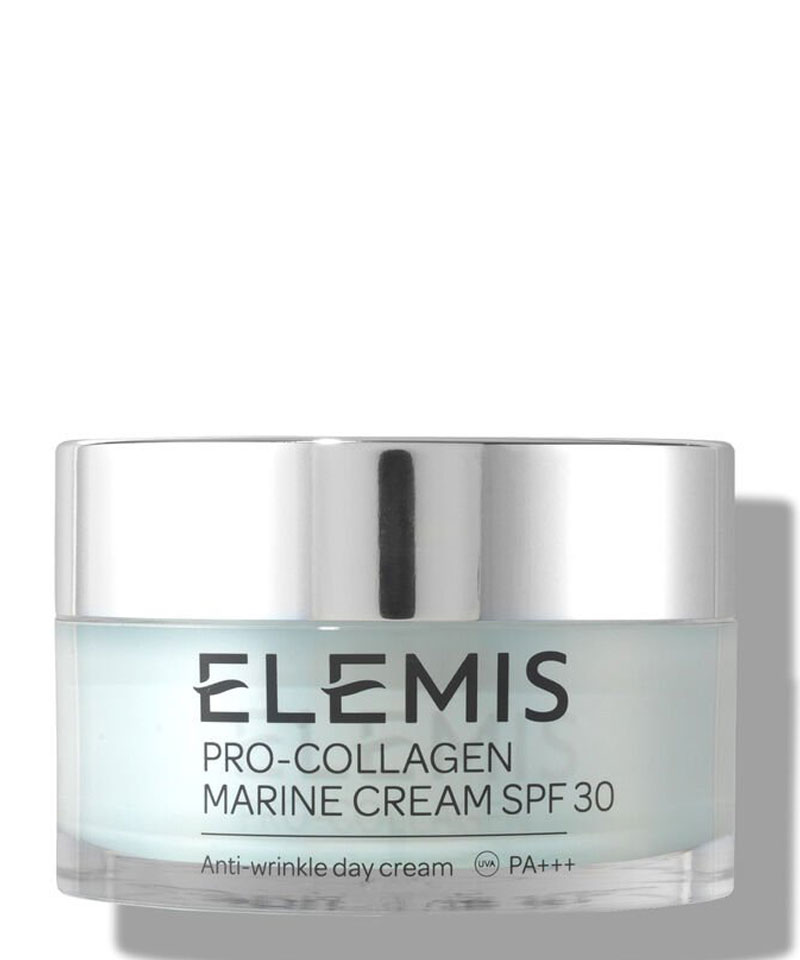 Fiive Beauty Top 5 Anti Aging Creams Elemis Pro Collagen Marine Cream SPF 30